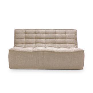 Ethnicraft N701 Modular Sofa - Beige