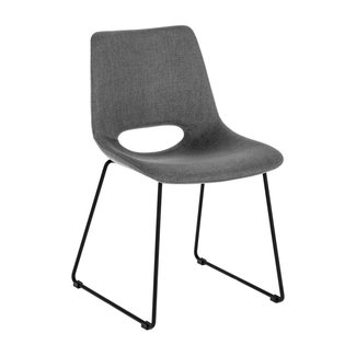 Dwell Ziggy Dining Chair - Grey