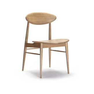 Feelgood Designs Dining Chair 170 - Natural Oak