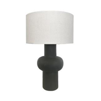 MRD Home Oliver Table Lamp - Black