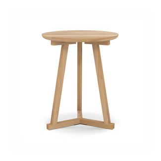 Ethnicraft Ethnicraft Tripod Side Table - Oak