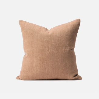 Citta Design Citta Heavy Linen Jute Cushion - Quinoa