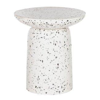 Dwell Lucas Terrazzo Side Table