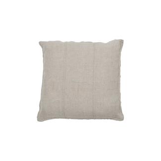 Luca Linen Cushion - Natural