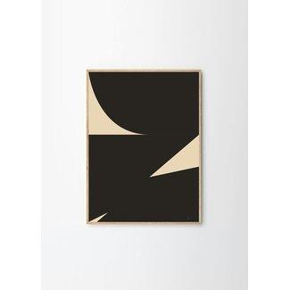 Dwell Mid 02 - Framed Print