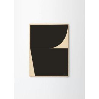 Dwell Mid 04 - Framed Print