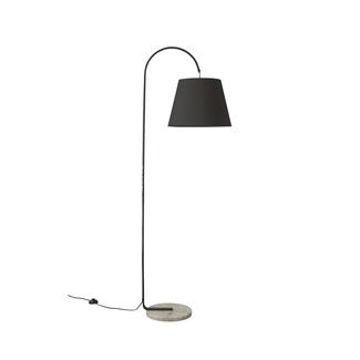 Silas Floor Lamp - Black Shade