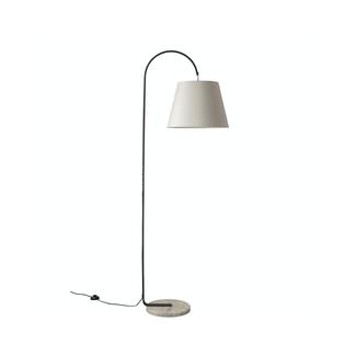 Silas Floor Lamp - White Shade