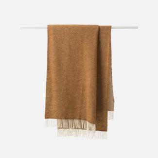 Citta Design Citta Wool Throw - Masala