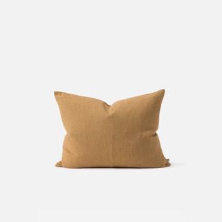Citta Design Citta Amano Cushion - Biscuit/Tea