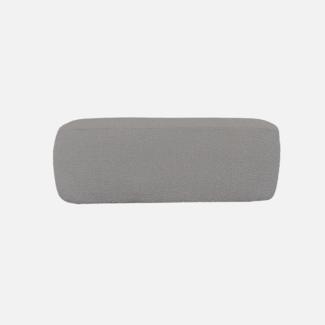 Dwell Boucle Bench - Stone