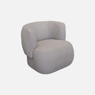 Dwell Boucle Chair - Stone