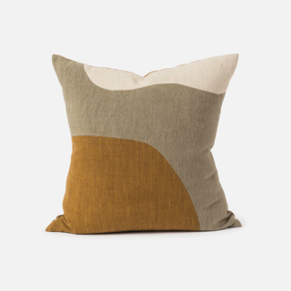 Citta Design Citta Bluff Patchwork Cushion