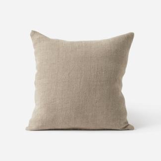 Citta Design Citta Heavy Linen Cushion - Natural