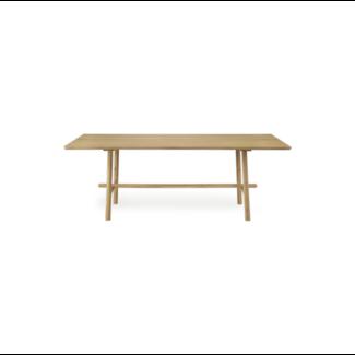 Ethnicraft Profile Dining Table - Oak