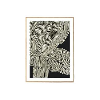 "Dwell ""The Line"" 13 - Framed Print"