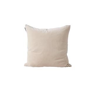Aura Lifestyle Luxury Velvet Cushion - Blush