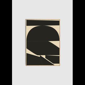 Dwell Mid 03 - Framed Print