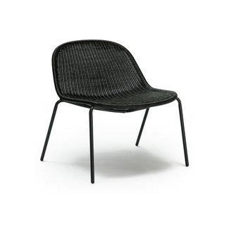 Feelgood Designs Edwin Lounge Chair - Charcoal (Indoor / Outdoor)