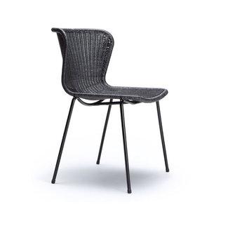 Feelgood Designs C603 Dining Chair - Black (Indoor / Outdoor)