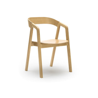 Feelgood Designs Valby Dining Chair - Natural