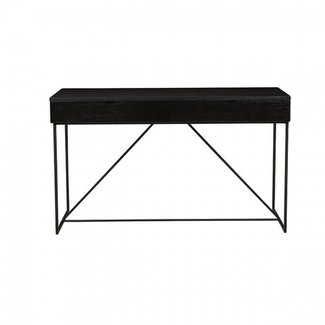 Globewest Bailey Desk - Black