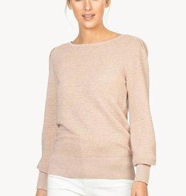LillaP Lilla P Ottoman Stitch Bateau Sweater