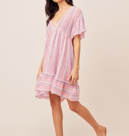 Lovestitch Lovestitch Crinkle Yarn Cover-Up