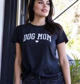 "Sub_Urban Riot Sub_Urban Riot  Tee ""Dog Mom"""