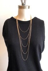 DT Layers and Layers Necklace