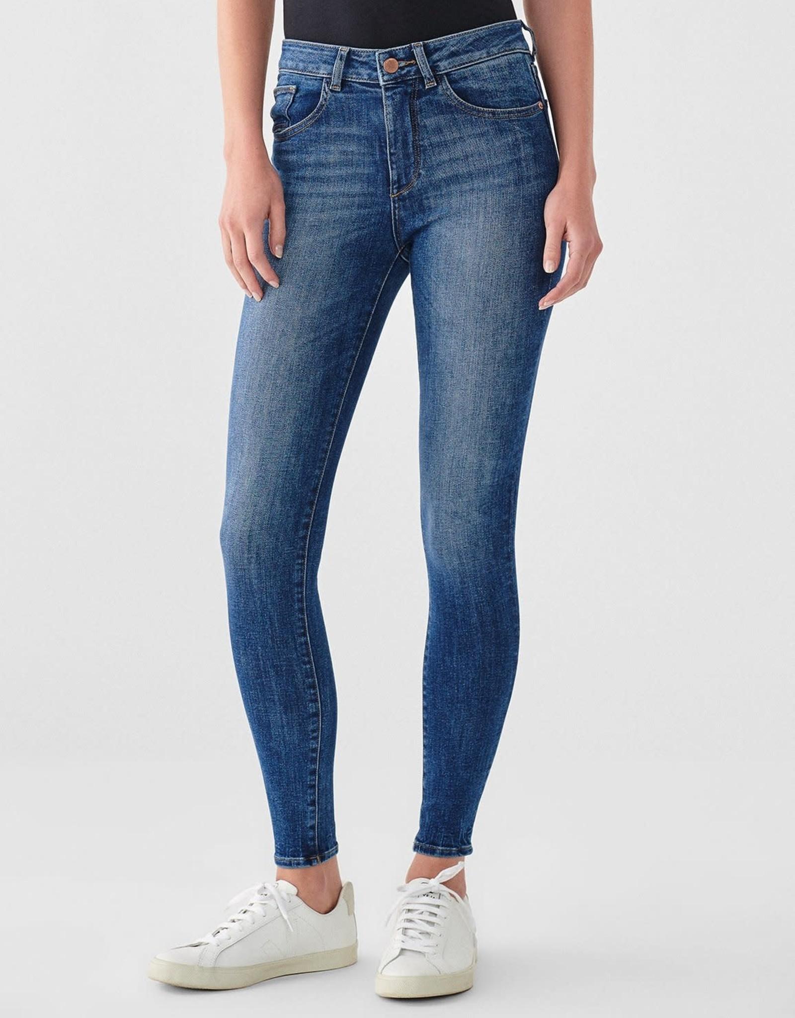 DL1961 DL1961 Florence Ankle Mid-Rise Skinny Parker