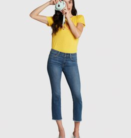 Principle Denim Principle Denim Optimist Mid-Rise Crop Sunnydaze