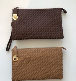 DT Quilted Clutch