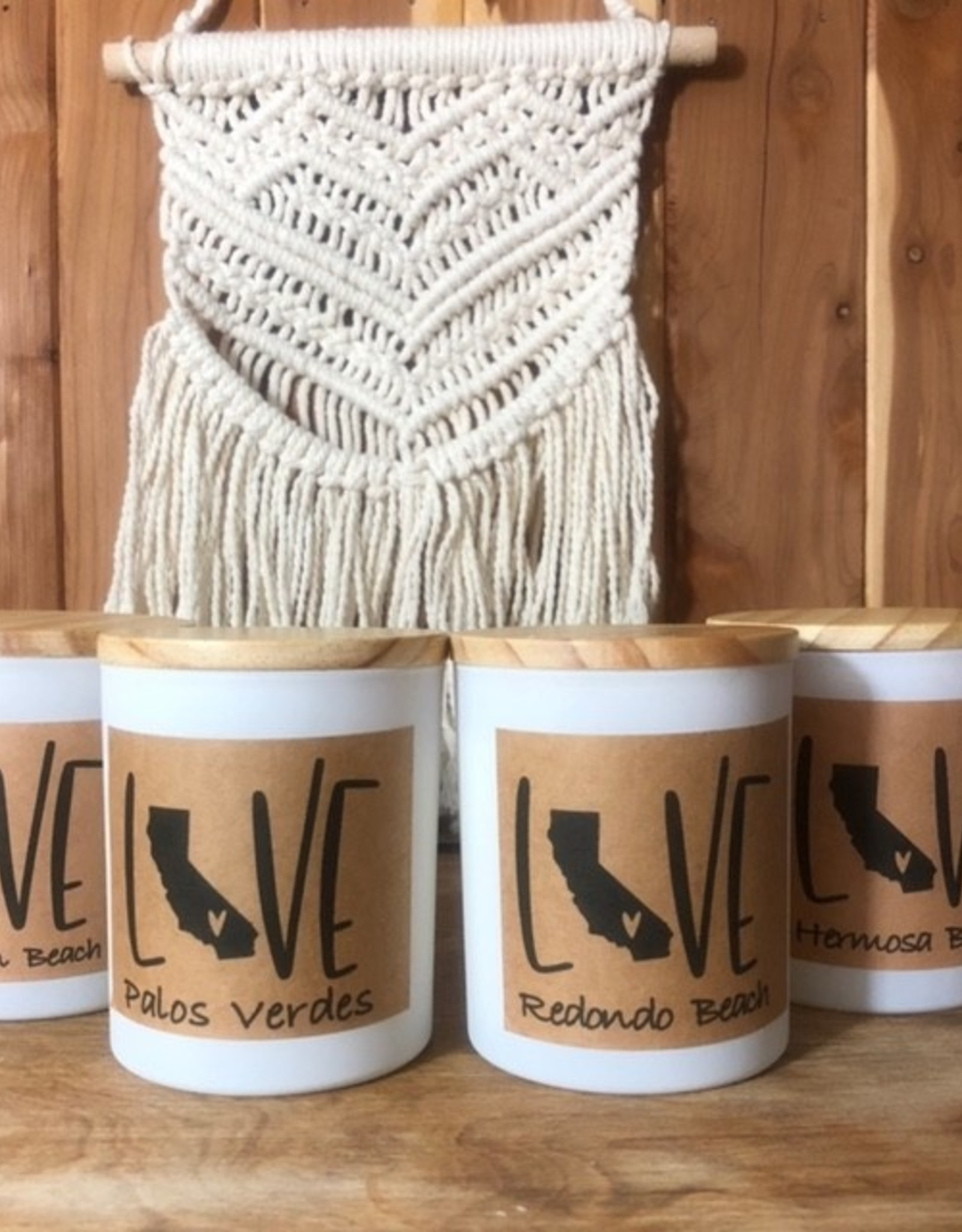 PV Candles City Candles