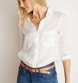 Bella Dahl Bella Dahl Pocket Button Down Shirt