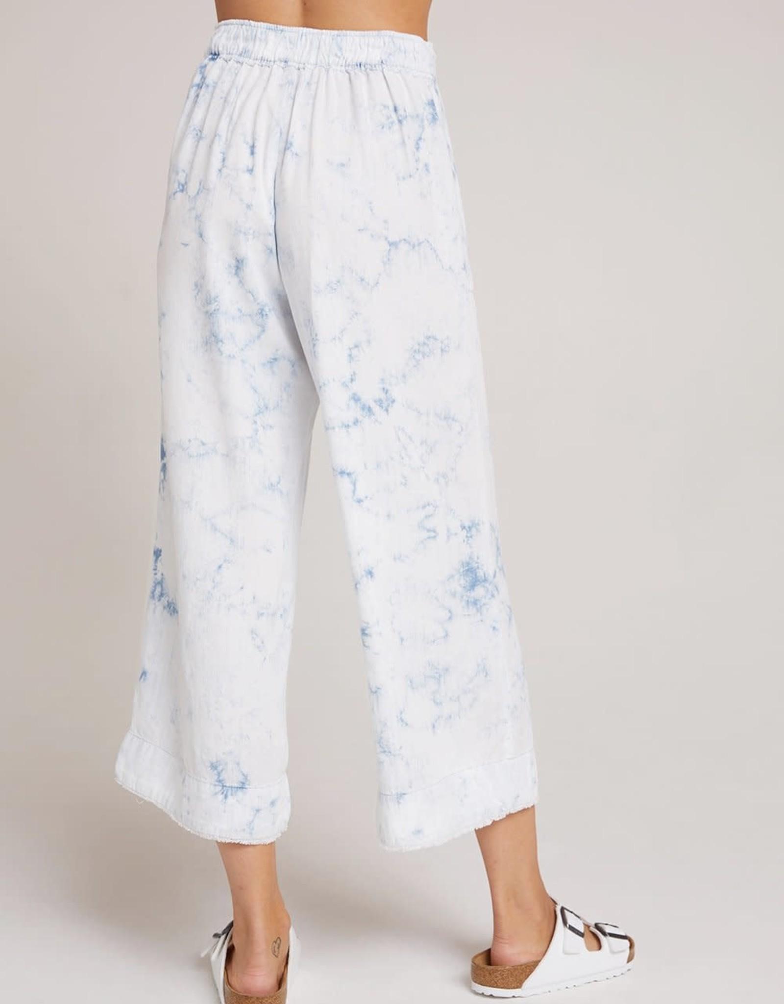 Bella Dahl Bella Dahl Pocket Wide Leg Crop Pant