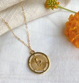 UNCVRD UNCVRD Radiant Snake Medallion
