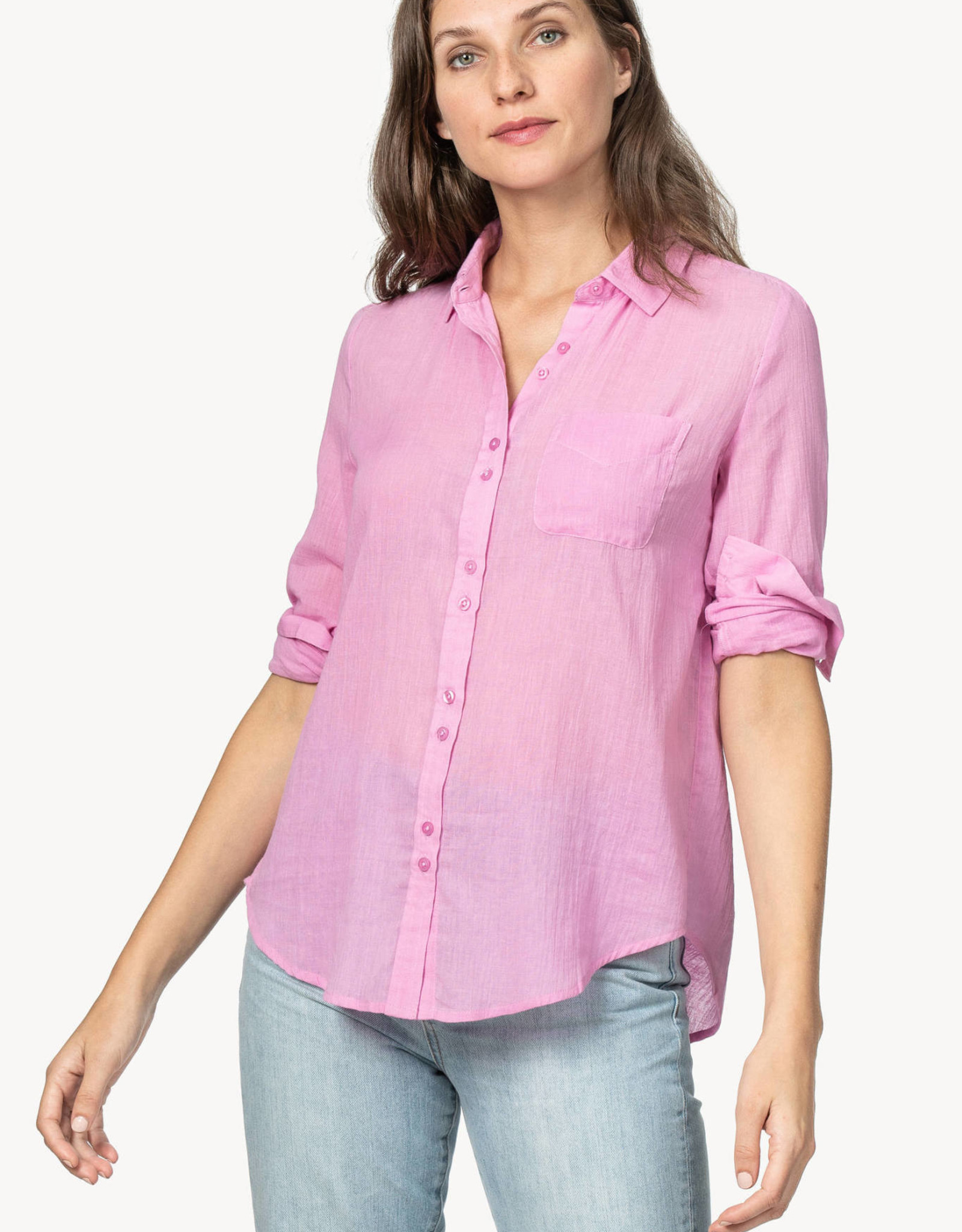 LillaP Lilla P Button Down Shirt