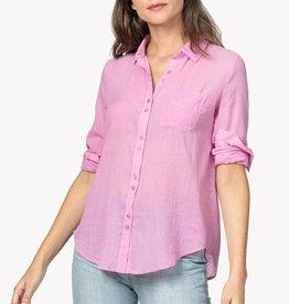 LillaP Lilla P Button Down Shirt