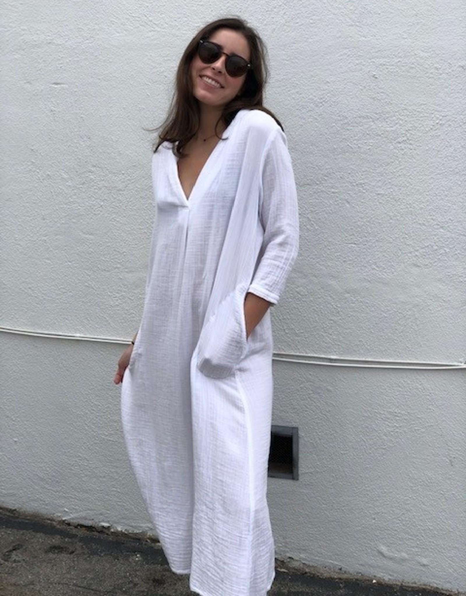 Xirena Xirena Joni Dress White