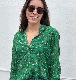 Xirena Xirena Beau Shirt Green Grass