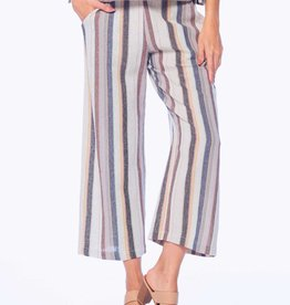4 our Dreamers 4 Our Dreamers Tan Stripe Pant
