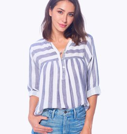 4 our Dreamers 4 Our Dreamers Big Stripe Top