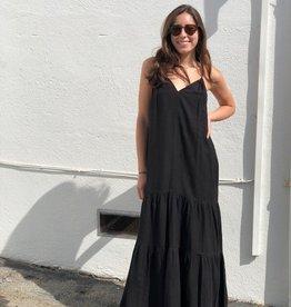 Velvet Velvet Cleo Dress Black