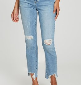 Dear John Denim Dear John Blaire High-rise Straight Beyond