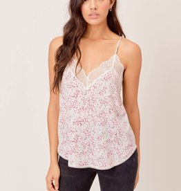Lovestitch Lovestitch Lace Cami Orchid