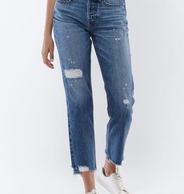 NOEND NoEnd Denim Newport Slim Straight