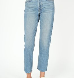 NOEND NoEnd Denim Astoria Straight Crop