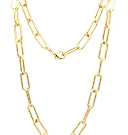 Jurate Brown Jurate Boss Necklace