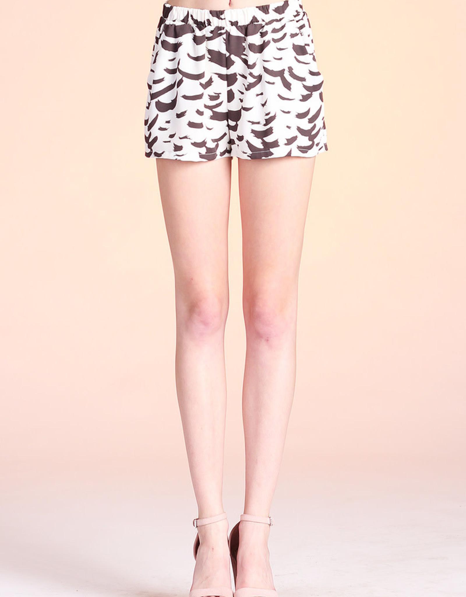 Tyche Tyche Pocket Shorts Grey